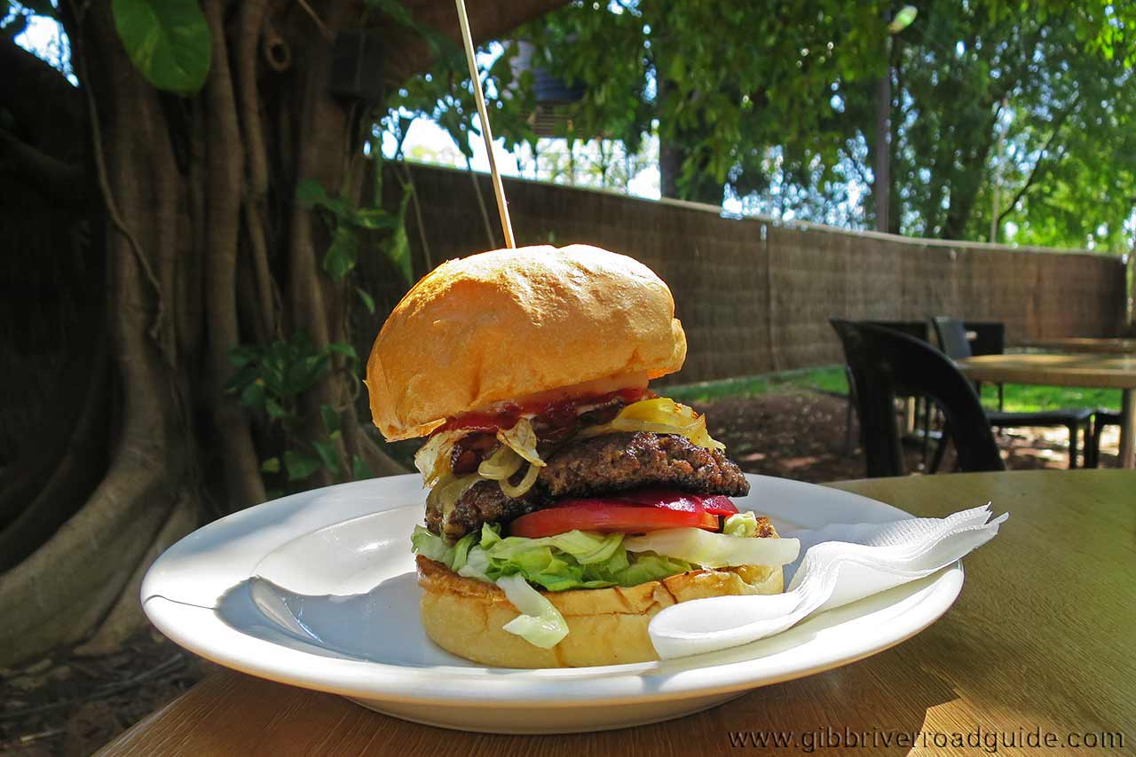 Drysdale River Station Kimberley Beef Burger