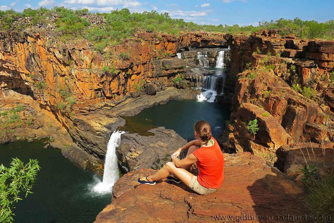 Mitchell Plateau Mitchell Falls